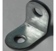 Крепежный уголок мебельный KUM-19х19х12