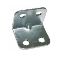 Крепежный уголок мебельный KUM-25х25х28