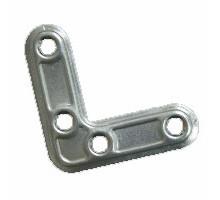 Угловой соединитель мебельный USM-50х50х12